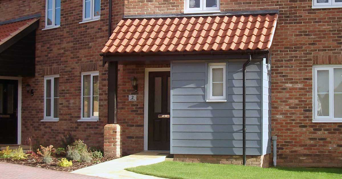 External Cladding Samples For Your Home Improvement Project